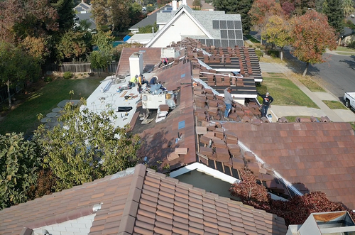 Residential Tile Roofs in Clovis, CA | Castone Roofing and Construction